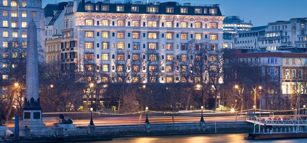 The Savoy Hotel Wedding Hire