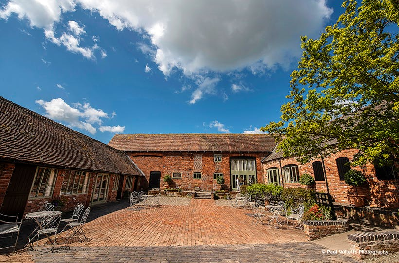 Curradine Barns | Wedding venue | Bridebook