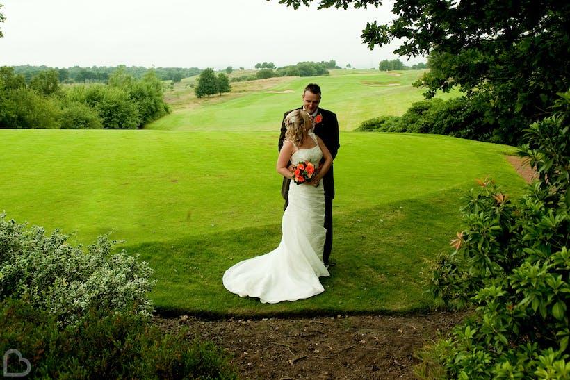 Manchester Golf Club  Wedding Hire