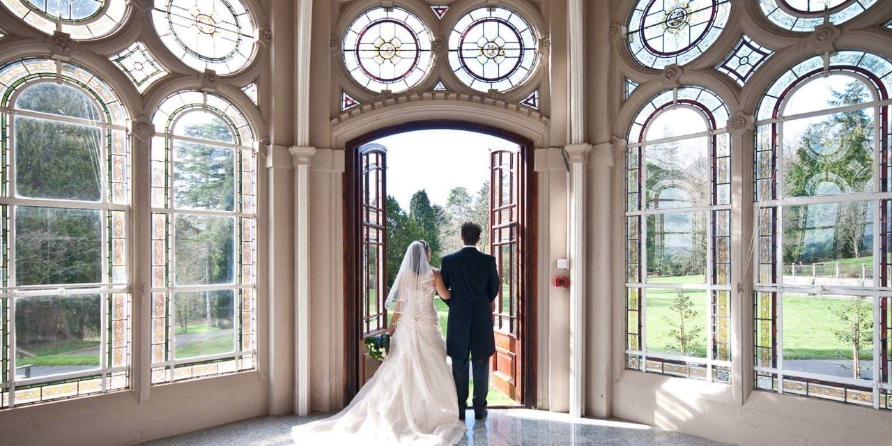 Blaisdon Hall Wedding Hire