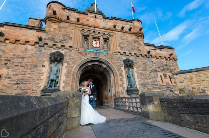 Edinburgh castle wedding venues bridebook edinburgh castle solutioingenieria Images